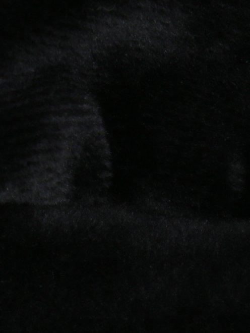 Платье велюровое с вышивкой - Деталь1