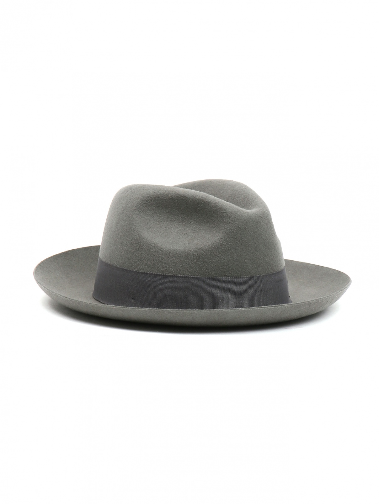 Шляпа из шерсти Paul Smith  –  Общий вид  – Цвет:  Серый
