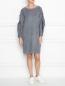 Трикотажное платье свободного кроя Max&Co  –  МодельОбщийВид