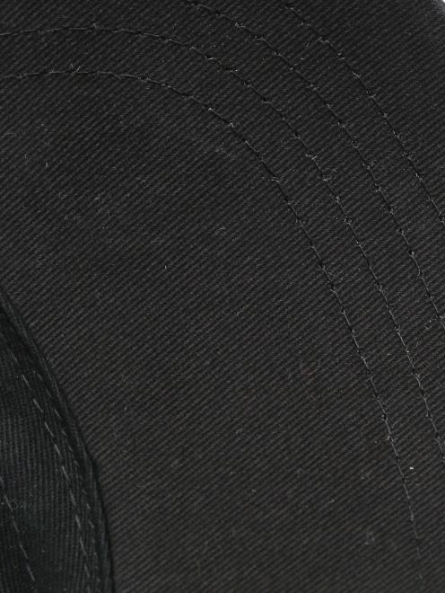 Бейсболка из хлопка с вышивкой - Деталь1