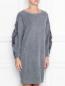 Трикотажное платье свободного кроя Max&Co  –  МодельВерхНиз