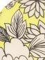 Платье-макси из шелка с цветочным узором MSGM  –  Деталь
