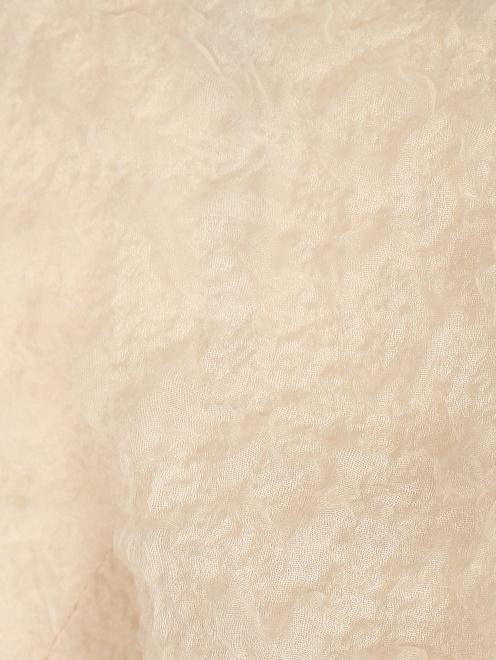 Болеро из шелка - Деталь1