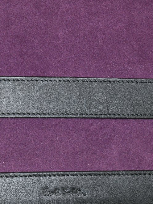 Чехол для iPad из кожи с узором - Деталь1