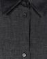 Платье-мини из хлопка и льна с вышивкой N21  –  Деталь