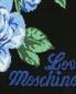 Джемпер из смешанной шерсти с цветочным узором Love Moschino  –  Деталь