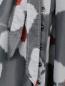 Платье-макси с цветочным узором Carolina Herrera  –  Деталь1