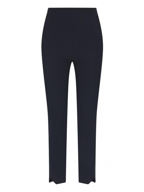Укороченные брюки с боковыми карманами - Общий вид
