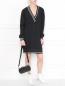 Платье, свободного кроя, с резинкой DESIGNERS REMIX  –  МодельОбщийВид