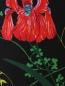 Платье из хлопка с цветочным узором и боковыми карманами Isola Marras  –  Деталь