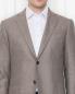 Пиджак из шелка и шерсти Borrelli  –  МодельОбщийВид1