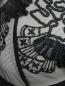 Полупрозрачный бюстгальтер с кружевным узором La Perla  –  Деталь