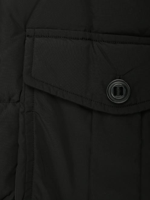 Куртка стеганая  - Деталь