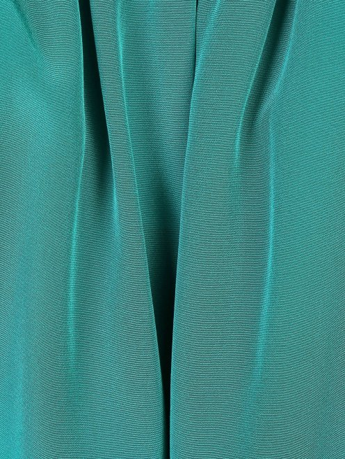 Платье свободного кроя с драпировкой - Деталь1
