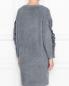 Трикотажное платье свободного кроя Max&Co  –  МодельВерхНиз1