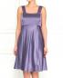 Платье из шелка Philosophy di Alberta Ferretti  –  Модель Верх-Низ