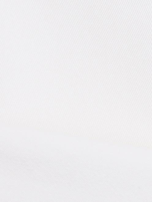 Широкие джинсы с декором на карманах - Деталь2