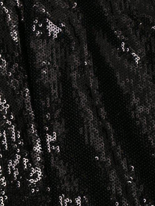 Комбинезон с пайетками и складками - Деталь1