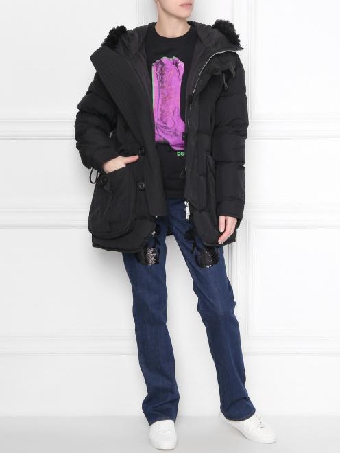 Куртка стеганая  - Общий вид