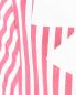 """Платье-миди из хлопка с узором """"полоска"""" Milla Milla  –  Деталь"""