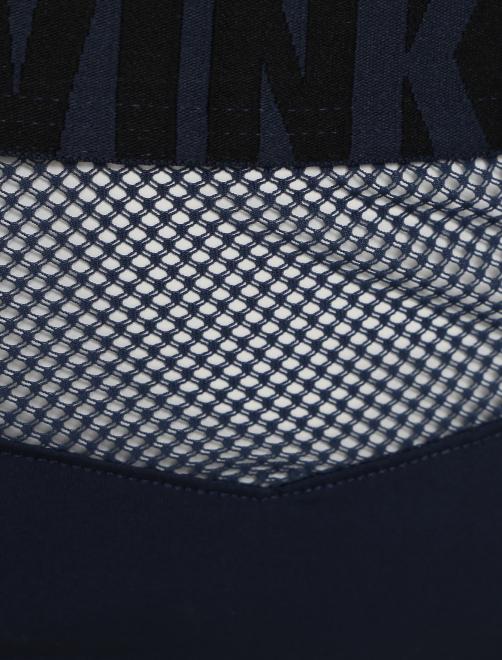 Трусы с контрастной резинкой - Деталь