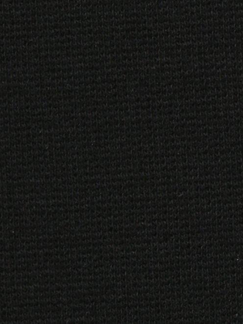 Брюки из эластичной ткани прямого кроя - Деталь