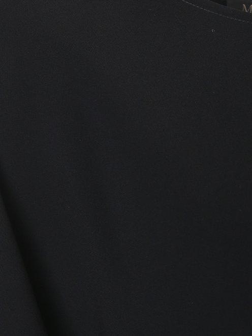 Платье-футляр с длинными рукавами - Деталь1