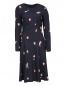Платье-миди с узором Etro  –  Общий вид