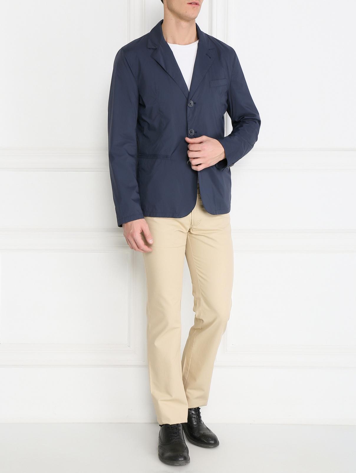 Куртка на пуговицах Herno  –  Модель Общий вид