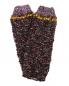 Трикотажные митенки из шерсти с узором Etro  –  Общий вид