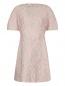 Платье-мини с коротким рукавом и декоративной отделкой Giambattista Valli  –  Общий вид