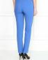 Укороченные брюки с боковыми карманами Alberta Ferretti  –  Модель Верх-Низ1