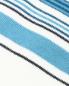 """Джемпер из хлопка с узором """"полоска"""" Brooks Brothers  –  Деталь1"""