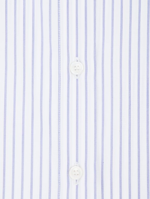 Платье рубашка из хлопка с отстегивающимися деталями - Деталь1