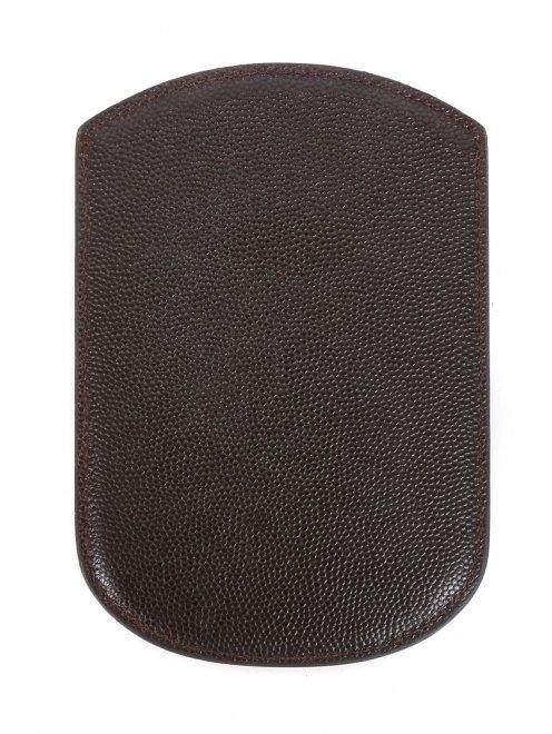 Чехол для Samsung из кожи - Обтравка1