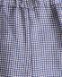 Прямые брюки из шелка со стрелками и узором Max Mara  –  Деталь1