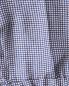 Прямые брюки из шелка со стрелками и узором Max Mara  –  Деталь