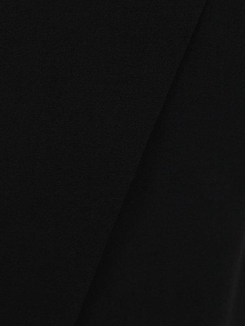 Юбка-карандаш из шерсти  - Деталь