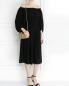 Платье-миди на резинке с защипами Sonia Rykiel  –  Модель Общий вид