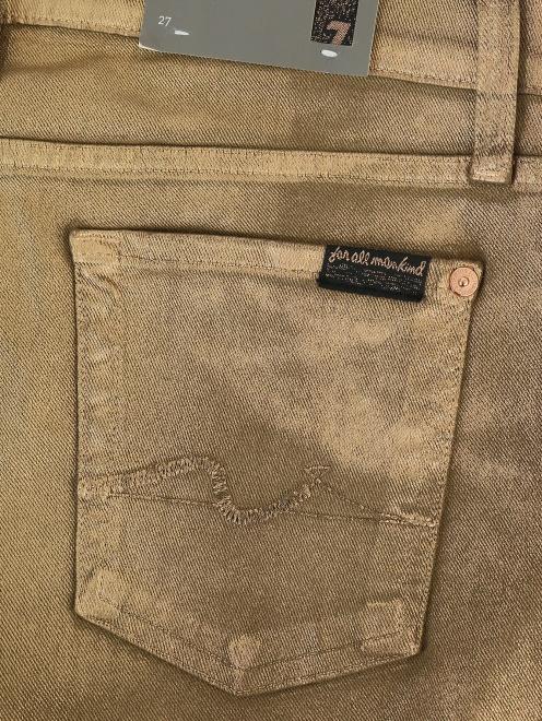 Узкие джинсы - Деталь1