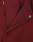 Укороченные брюки из хлопка с боковыми карманами Jil Sander  –  Деталь