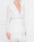 Платье кружевное, из хлопка Zimmermann  –  МодельВерхНиз