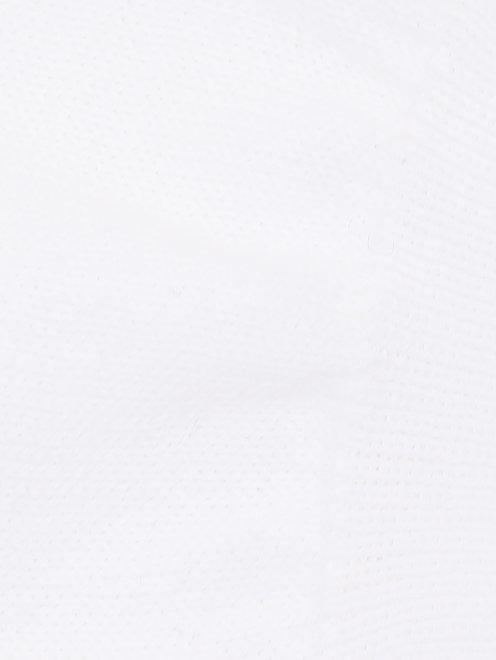 Укороченный кардиган из хлопка - Деталь1
